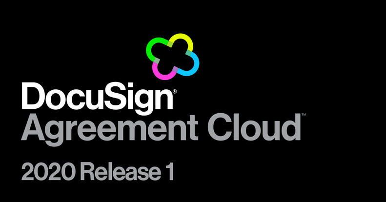 DocuSign Agreement Cloud Release 1