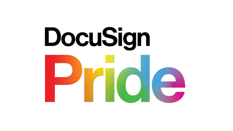 DocuSign Pride