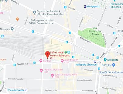 Bayerstraße 12, 80335 München