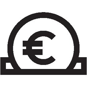 Bild von einem Euro-Zeichen