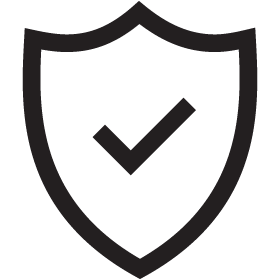 Bild eines Sicherheitsschilds