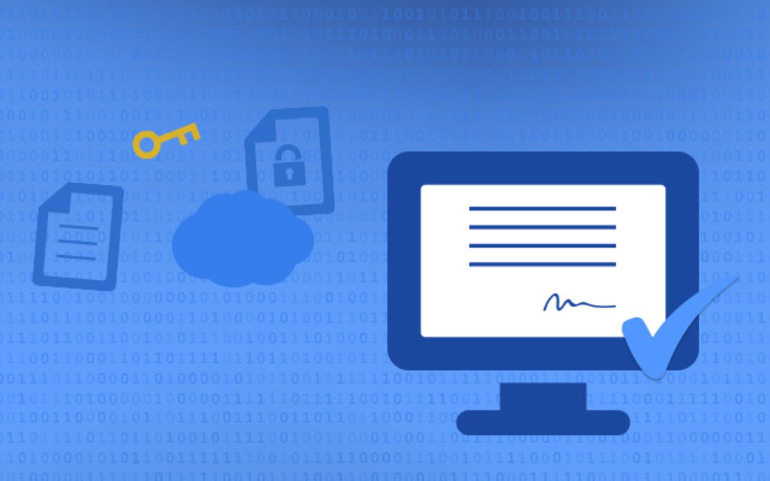 Wie funktionieren digitale Signaturen
