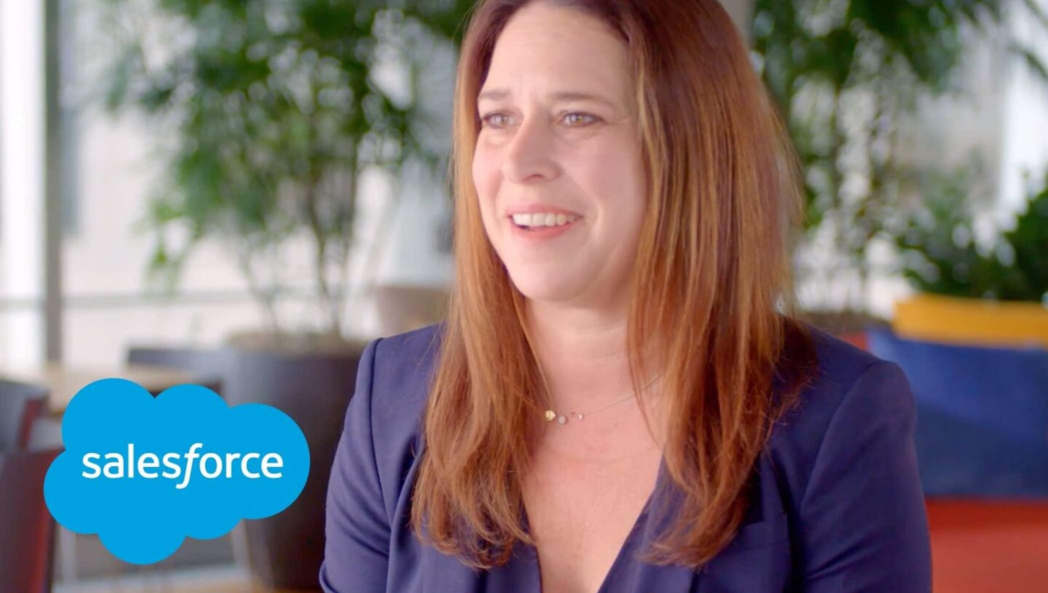 Meredith Schmidt, EVP & GM von Salesforce Essentials & SMB